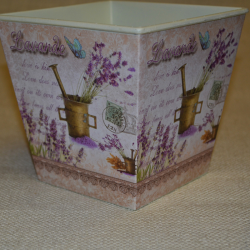 Vas cu model Lavanda - Decor