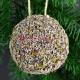 Glob decorat cu lavanda