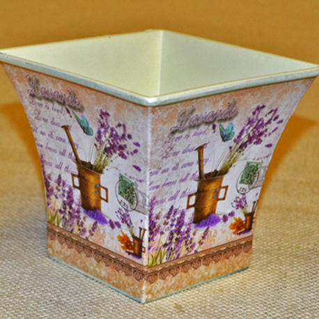 Vas cu model Lavanda 2 - Decor