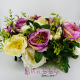 Aranjament Flori artificiale pentru Masini nunta