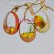 Coji ou cu mici Decoratiuni - aranjament Paste