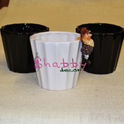 """Suport """"Pahar"""" ceramica - Decor"""
