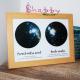 Cadou Personalizat - Tablou Magic Night Sky -Harta Stelelor Cuplului vostru