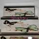 Cutie bijuterii vintage cu fluturi 2