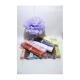 Pompon Hartie Colorat 10/set
