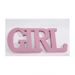 Accesoriu Lemn Colorat Girl sau Boy