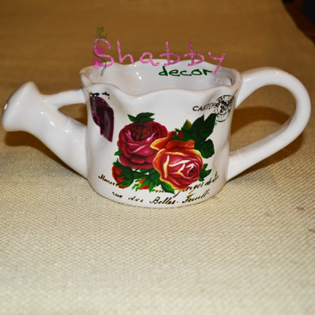 Stropitoare decor ceramica cu Trandafiri Vintage