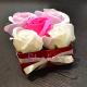 Cadou - Aranjament Elegant mic cu Trandafiri din Sapun