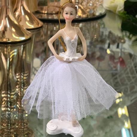 Decoratiune brad Balerina fustita lunga