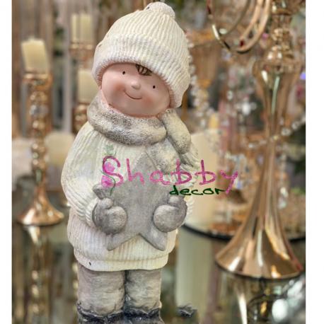 Copilas cu steluta din ceramica