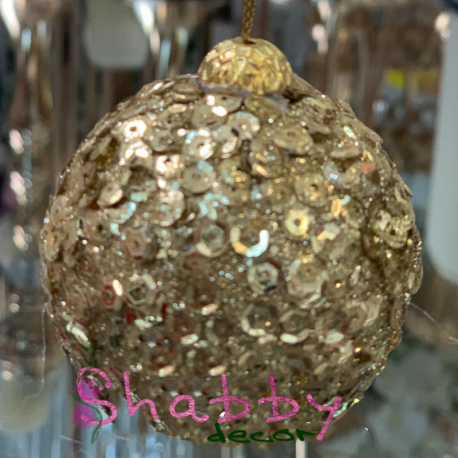 Globuri aurii 5 cm