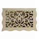 Cutii lemn 3/set perforate