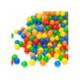Set Bile colorate din plastic pentru copii 50 bucati/set