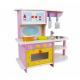 Bucatarie Kitchinette din Lemn pentru Copii
