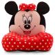 Fotoliu Pufos Copii Minnie Mouse