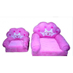 Fotoliu Pufos Extensibil Regal Princess