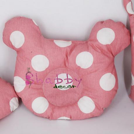 Perna bebelusi impotriva plagiocefaliei ursulet