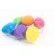Decor Paste Oua Colorate pe Bat 6/set