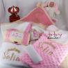 Cadou nou nascut fetita cu coronita