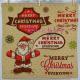 Fata perna decor Craciun - Merry Christmas