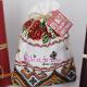 Fata de Masa cu Motiv Traditional Colorat